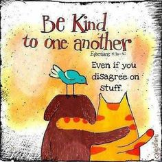 Be Kind visual