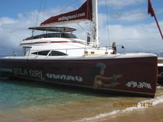 Snorkeling aboard the Hula Girl!  This is a MUST do!   FABULOUS!