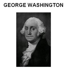 READING COMPREHENSION WORKSHEET~  One-page biography of George Washington followed by five (5) multiple choice comprehension questions.  Quick intro or review for grades 2-5 social studies lessons.