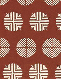 Hypnotic pattern!