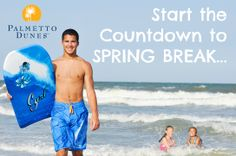 Start the countdown to Spring Break ... Palmetto Dunes, Hilton Head Island