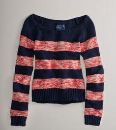 Love sweaters...American Eagle