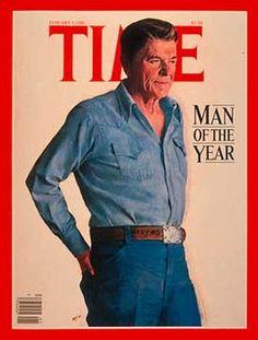 Ronnie eighti, this man, time man, presid ronald, memori, 1980s man, magazines, year, president ronald reagan