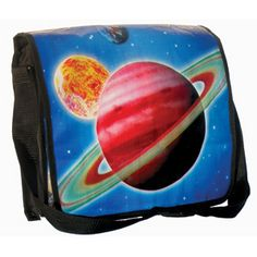 """""""Galaxy"""" Messenger Bag from Rebagz. Eco-Chic Handbags. Made from recycled rice sacks. <3 Made in Philippines."""