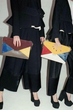 Céline spring 2012 purses