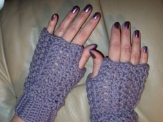 Easy Victorian Shell Mitts, thanks so for the share xox