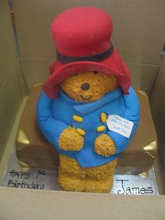 Cake Art Paddington : Paddington Bear on Pinterest Paddington Bear, Wellington ...