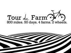 Tour de Farm / Patricia Andrews