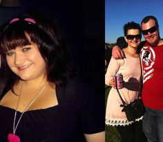 Tiffany lost 134 lbs with Tone It Up ~ http://toneitupdiet.com ~ follow her on Twitter, @TiffanyBell5 or check out her blog, shreddingthekgs.blogspot.com!