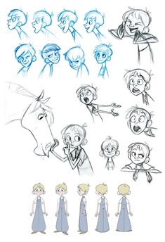 ✤ || CHARACTER DESIGN REFERENCES | Find more at https://www.facebook.com/CharacterDesignReferences if you're looking for: #line #art #character #design #model #sheet #illustration #expressions #best #concept #animation #drawing #archive #library #reference #anatomy #traditional #draw #development #artist #pose #settei #gestures #how #to #tutorial #conceptart #modelsheet #cartoon #toddler #baby #kid