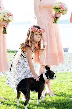 Puppy Love #weddings