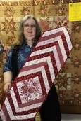 Make this easy quilt-as-you-go table runner | The Detroit News