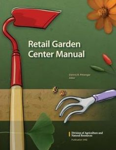 #Gardencenters, get back to the roots with Dennis R. Pittenger's book Retail Garden Center. Pittenger delves into the principle characteristics of green #plants and their structure to help with the proper application of fundamental #horticultural knowledge.