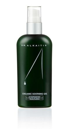Dr. Alkaitis Organic Soothing Gel | ideal for inflammatory conditions including acne, eczema and rosacea.