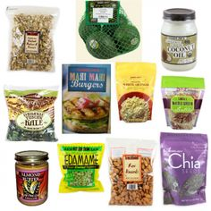 My Favorite Healthy Products at Trader Joe's