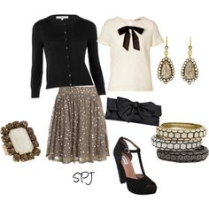 Miriam, created by s-p-j on Polyvore
