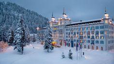Kempinski Grand Hotel des Bains, St. Moritz, Switzerland