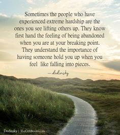 Sometimes the people