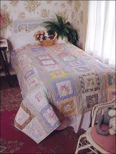 Free Quilting.com  -  patterns