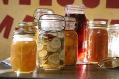 Recipe: Peach preserves || Photo: Tony Cenicola/The New York Times