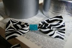 Duct Tape Bow Tutorial