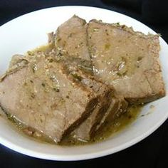 """Three Packet Slow Cooker Roast 