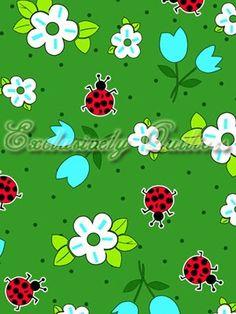 #ladybugs /flowers