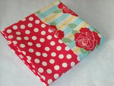 Super simple tutorial on how to make your own pillow case :-)