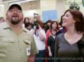 This Might be the Best Christmas Flash Mob We Have EVER Shared - a MUST See!