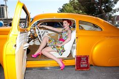 Hotrods and Hot Chicks