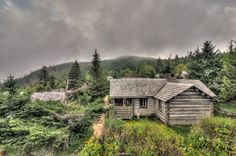LeConte Lodge - Old Cabin 1 » Banakas | Photography