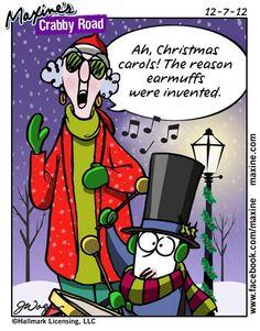 holiday, laugh, funni, christmas quotes, christma carol, humor, girl maxin, christmas carol, reason earmuff