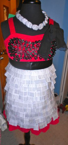 Recycle redesign on pinterest recycled dress baseball for Recycle and redesign ideas