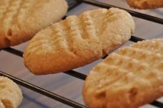 Peanut Butter Cookies... Happy national Peanut Butter Day!
