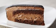 Anna Olson Rich Chocolate Mousse Cake