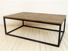 coffee tables, design space, industria coffe, iron base, side tabl