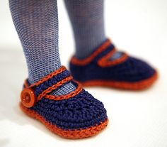 Ravelry: cataddict's promenade à Paris (crochet shoe free pattern)