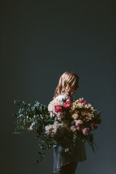 Photoshoot for Summerblossom. Photo by Luisa Brimble