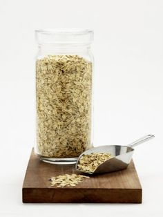 Although I prefer steel cut oats, we still go through lots and lots of old fashioned oatmeal!