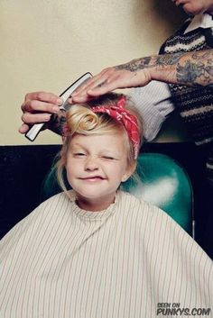 so cute...must do this with her daddy. (: