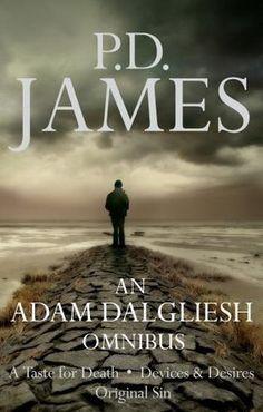 Adam Dalgliesh P D James