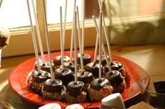 Smores on a Stick from Creative Juice on HGTV and DIY