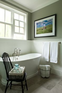 jamesthomas, LLC - farmhouse - bathroom - chicago - jamesthomas, LLC