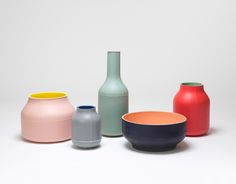 Seams is a Playful Celebration of Ceramics, Color, and Process