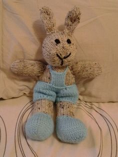 Conejo azul