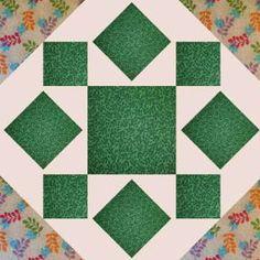 Summer Star Quilt Block | Free Quilt Tutorial | FaveQuilts.com
