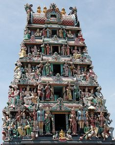 The Sri Mariamman Temple