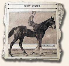 Kentucky Derby Winner Newspaper