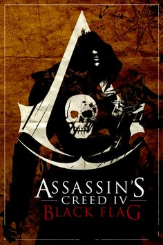 Assassin's Creed 4 Poster
