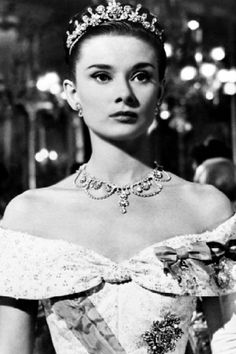 Audrey Hepburn ~ Roman Holiday